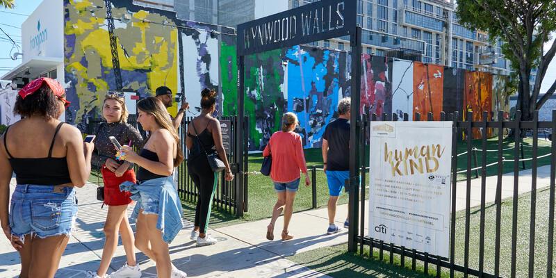 Miami's Wynwood Arts District (via Shutterstock)