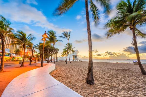 Esplanade Fort Lauderdale via Shutterstock