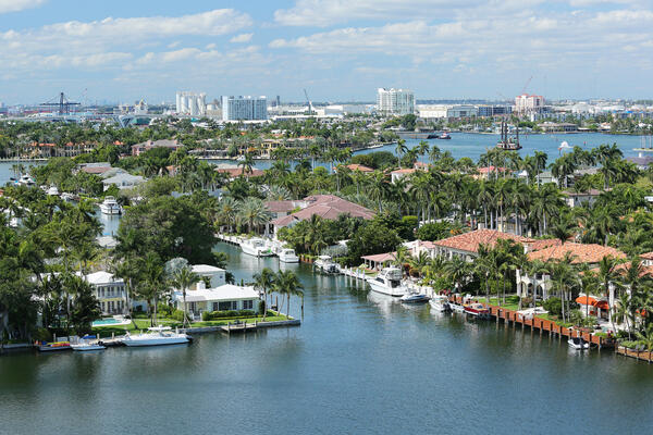 Canals Fort Lauderdale (Shutterstock)
