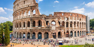 The Colosseum in Rome, Italy (Photo: Belenos/Shutterstock)