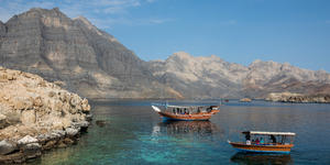 Fjord Cruise from Khasab (Photo: Martchan/Shutterstock.com)