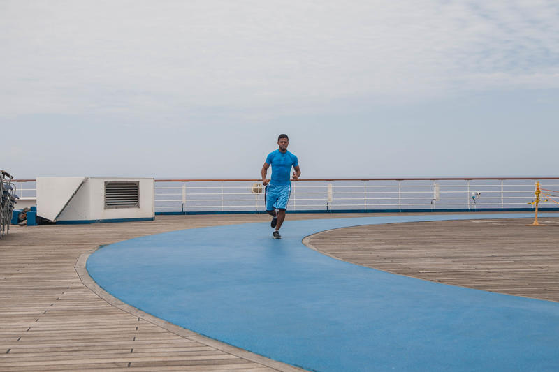 Jogging Track on Carnival Valor
