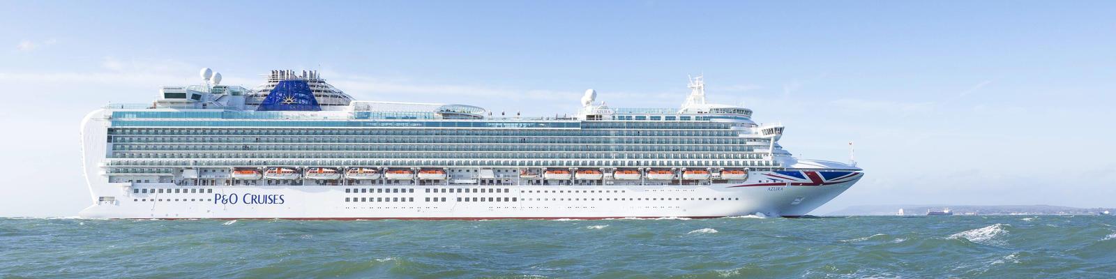 Azura (Photo: P&O Cruise Line)