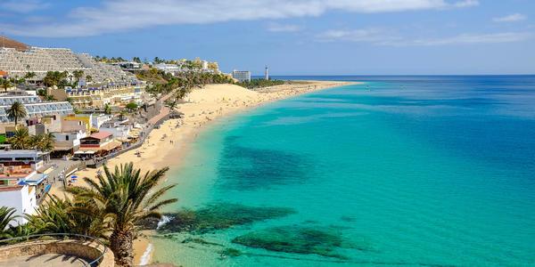 Fuerteventura, Canary Island, Spain (Photo: Elena Krivorotova/Shutterstock)