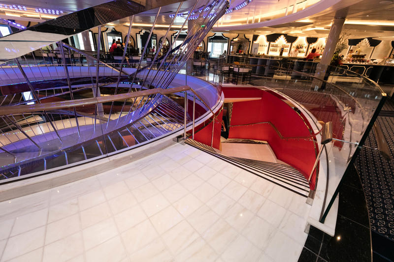 The Atrium on Koningsdam