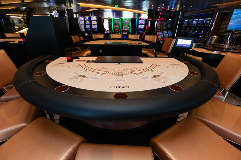 Casino on Koningsdam
