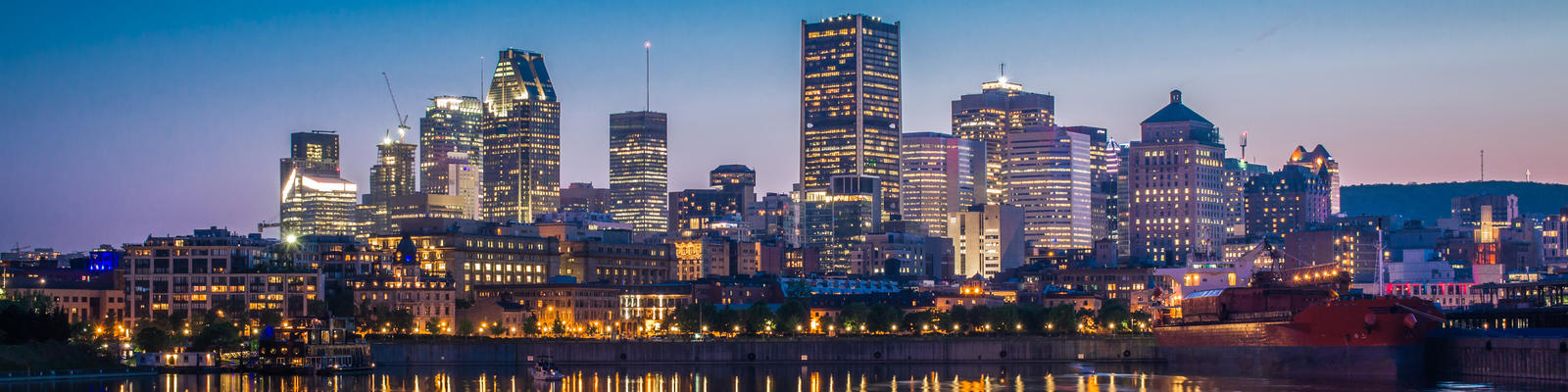 Montreal (Photo: Alex Papp/Shutterstock.com)