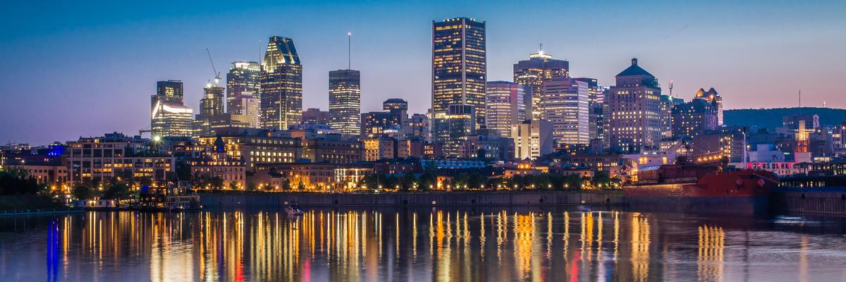 Montreal (Photo: Alex Papp/Shutterstock.com)