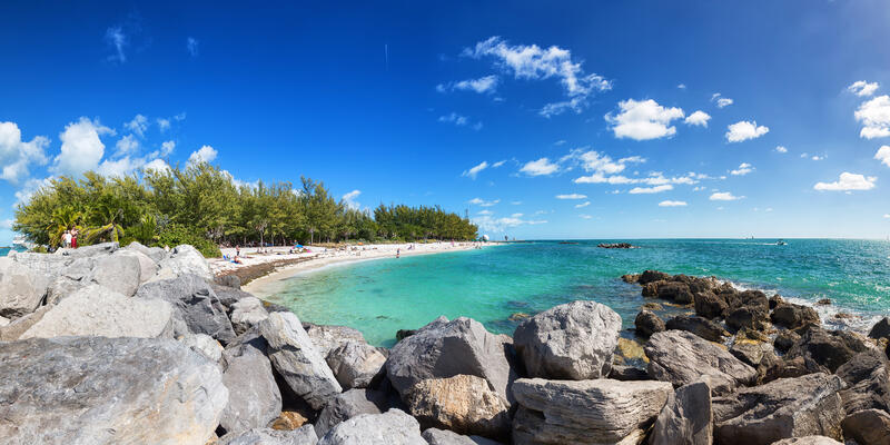 Fort Zachary Taylor, Key West, Florida (Photo: Zhukova Valentyna/Shutterstock)