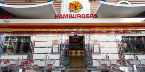 Johnny Rockets on Allure of the Seas (Photo: Cruise Critic)