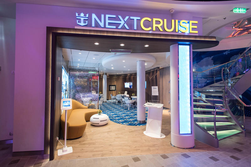 NextCruise on Harmony of the Seas