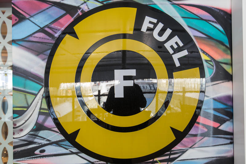 Fuel Teen Disco on Harmony of the Seas