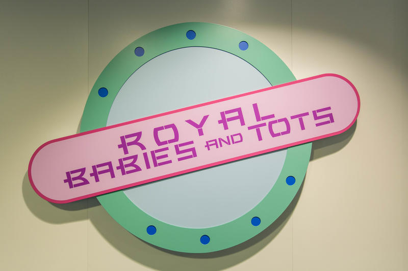 Royal Babies and Tots on Harmony of the Seas