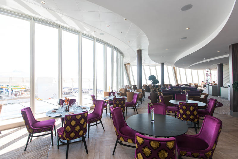 Suite Bar on Harmony of the Seas