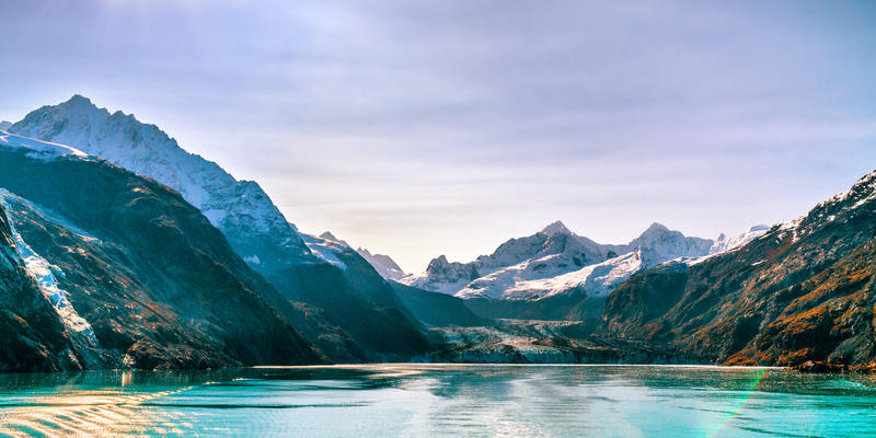 Glacier Bay, Alaska (Photo: Maridav/Shutterstock)