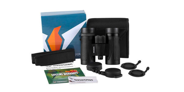 Wingspan Optics Spectator Binoculars (Photo: Amazon)