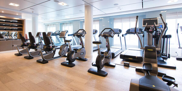 Fitness Center on Viking Star (Photo: Cruise Critic)