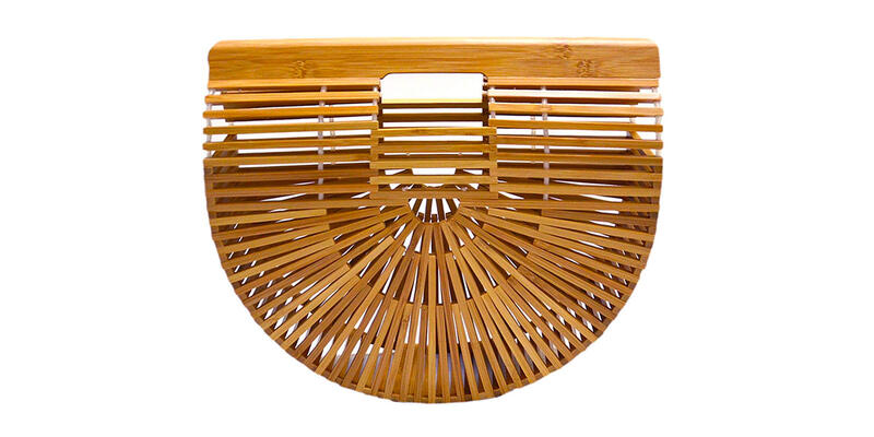 Bamboo Clutch (Photo: Amazon)