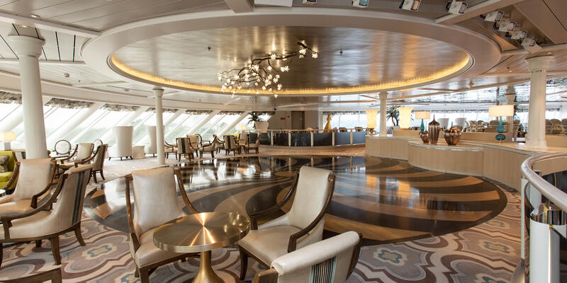 Palm Court on Crystal Symphony (Photo: Cruise Critic)