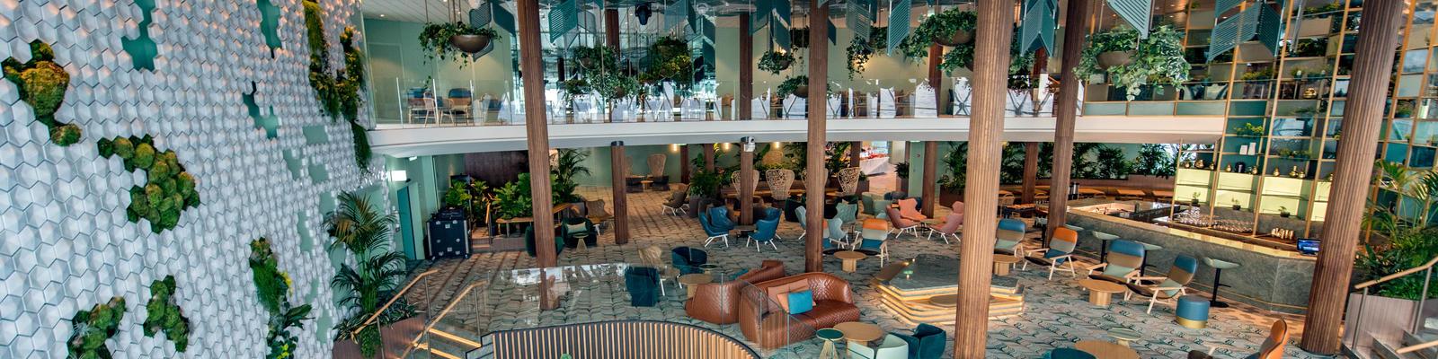 Eden Bar on Celebrity Edge (Photo: Cruise Critic)