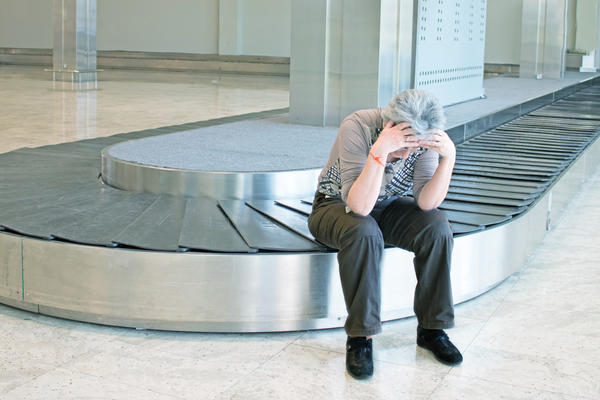 Help! My Luggage Is Lost. What Should I Do? (Photo: pixelrain/Shutterstock)
