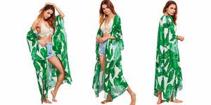 Flowy Kimono Cover-up (Photo: Amazon)