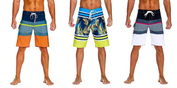 Nonwe Men's Quickdry Board Shorts (Photo: Amazon)