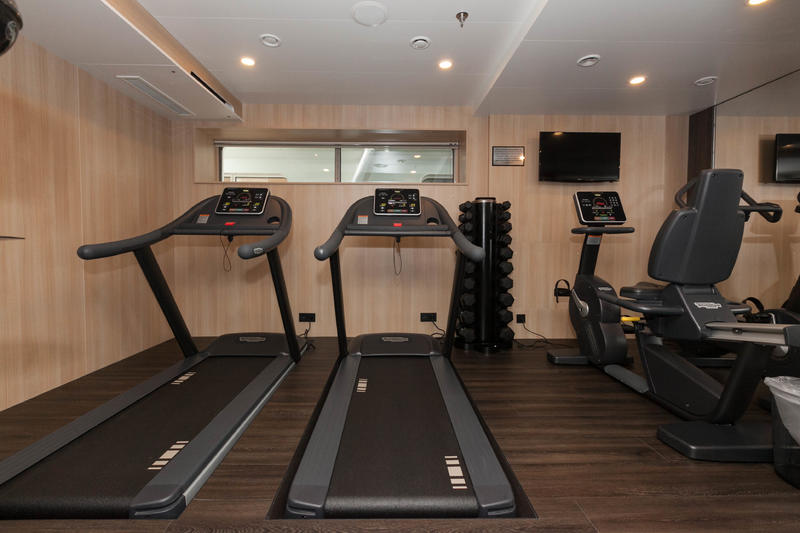 Fitness Center on ms Grace