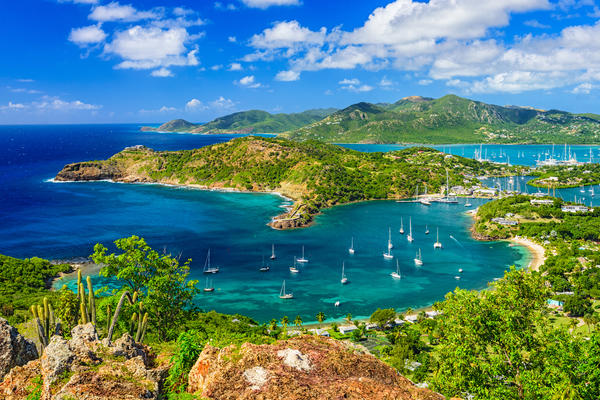 Antigua (Photo: Sean Pavone/Shutterstock.com)