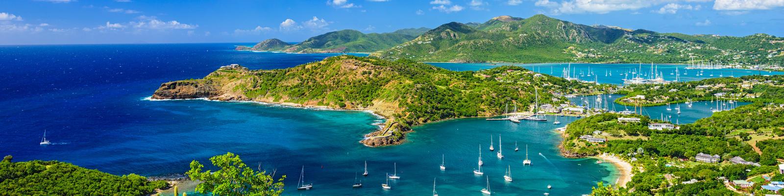 Antigua (Photo: Sean Pavone/Shutterstock.com)