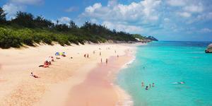 Warwick Long Bay, Bermuda (Photo: orangecrush/Shutterstock)
