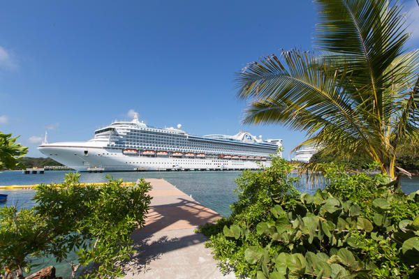 Caribbean Princess (Photo: Cruise Critic)