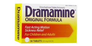 Dramamine vs  Bonine - Cruise Critic