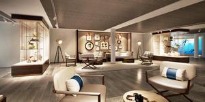 The Basecamp Lounge on Silver Origin (Image: Silversea Cruises)