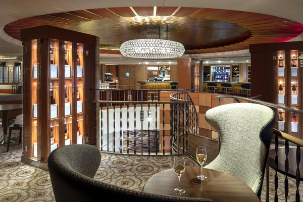 The Glasshouse on P&O Cruises' Aurora (Photo: P&O Cruises)