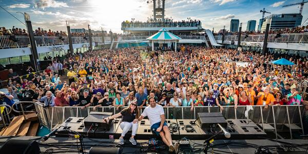Cayamo Cruise 2019 (Photo: Will Byington)
