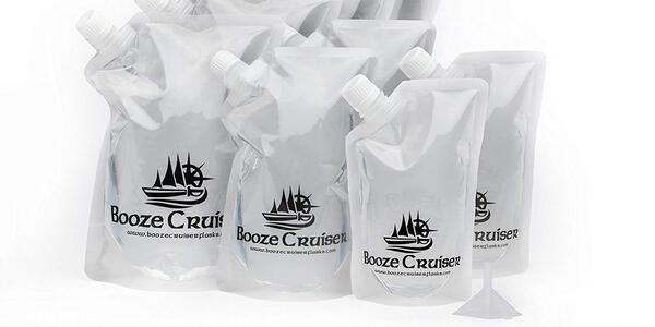 Booze Cruiser brand rum runners (Photo: Amazon)