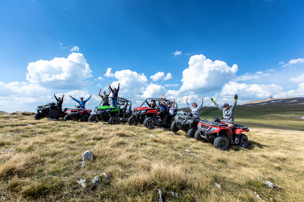 Best Cruise Ports for ATV Shore Excursions (Photo: FS Stock/Shutterstock)