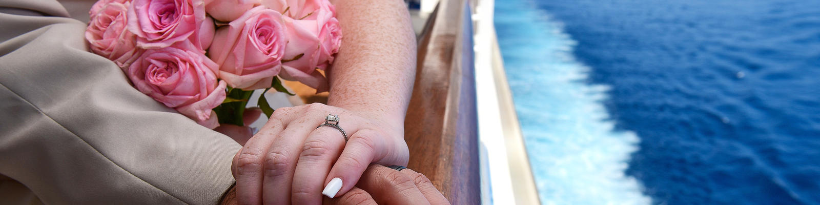 Renewing Your Vows At Sea (Photo: NVCstudio/Shutterstock)