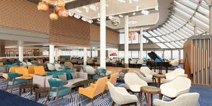 Concept Art of the Britannia Lounge onboard Spirit of Discovery (Photo: Saga Cruises)