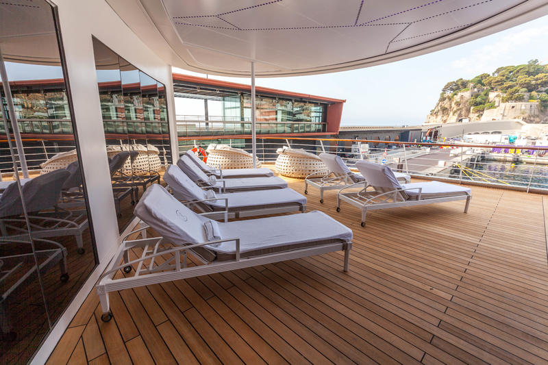 Canyon Ranch SpaClub on Seven Seas Explorer