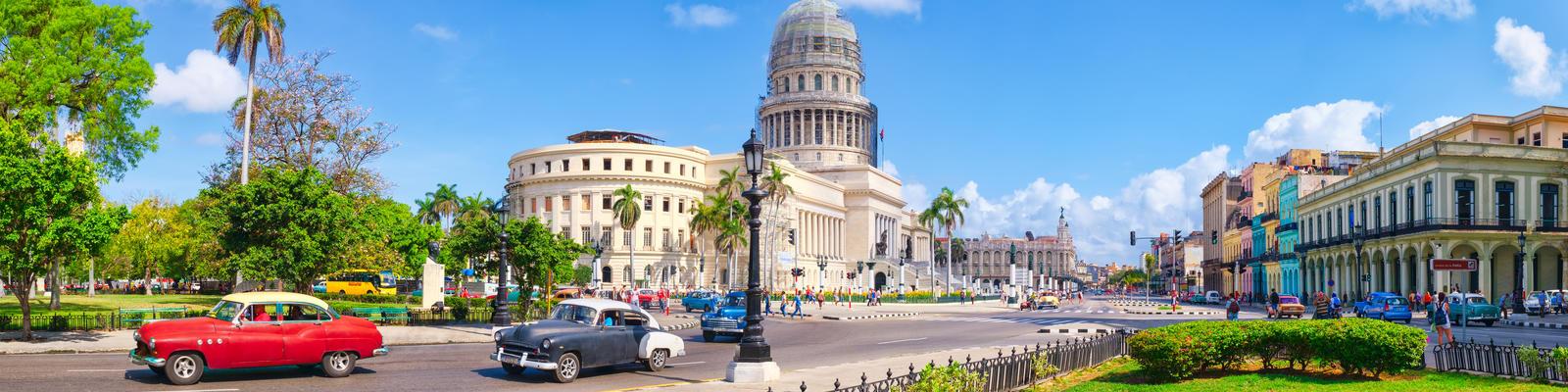 Capitol Building, Downtown Havana, Cuba (Photo: Kamira/Shutterstock)