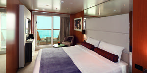 Balcony Cabin on Costa neoRomantica (Photo: Costa Cruises)