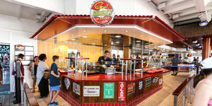 Guy's Burger Joint on Carnival Imagination (Photo: Cruise Critic)