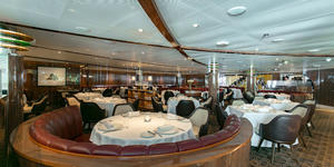The Grill by Thomas Keller on Seabourn Ovation (Photo: Cruise Critic)
