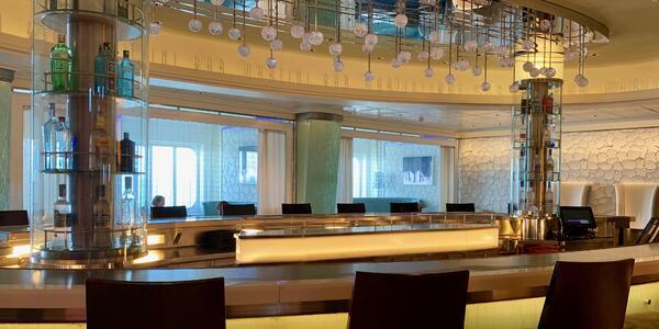 Martini Bar on Celebrity Eclipse  (Photo: Louise Goldsbury)