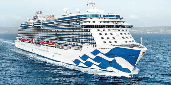 Regal Princess (Photo: Princess Cruises)