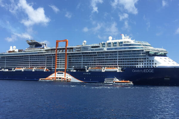 Celebrity Edge (Photo: Ashley Kosciolek/Cruise Critic)