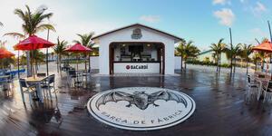 Bacardi Bar on Great Stirrup Cay (Photo: Norwegian Cruise Line)