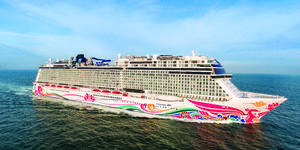 Norwegian Joy (Photo: Norwegian Cruise Line)